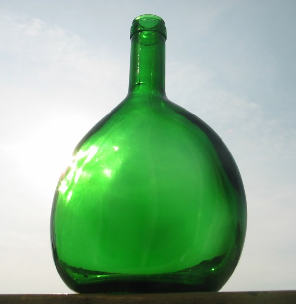 Bocksbeutel Wine Bottles