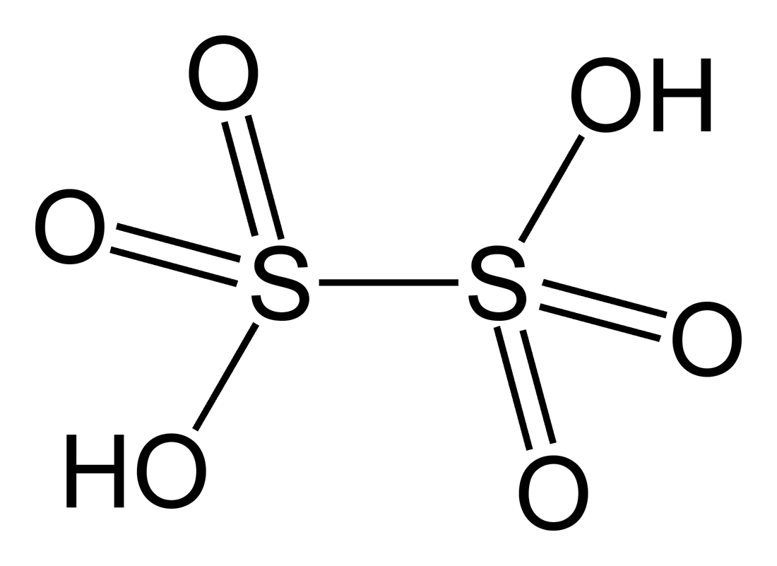 Dithionic Acid