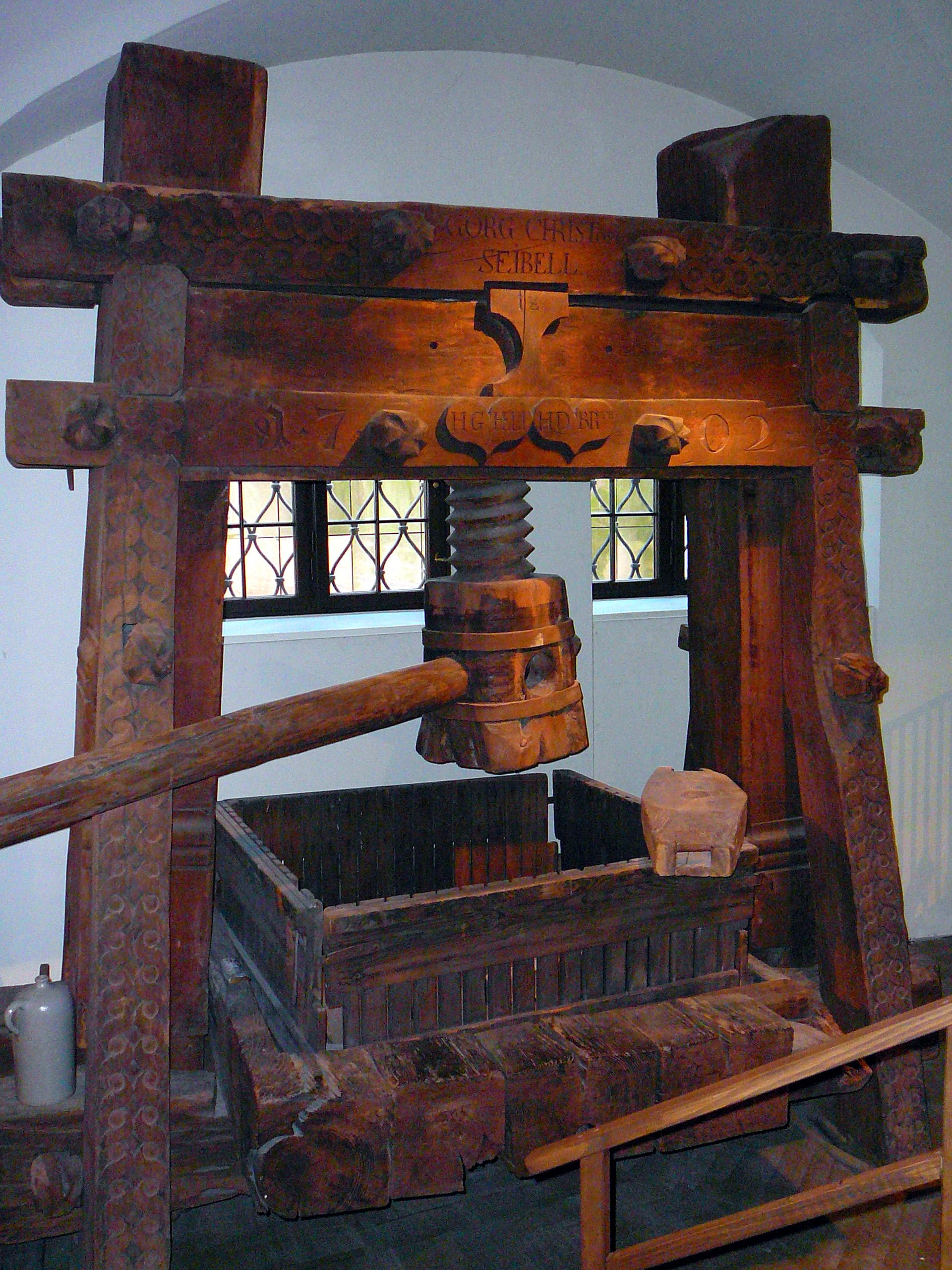 File Holzspindelkelter Von