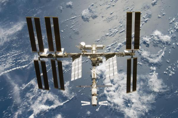 Ten Years Of International Space Station - Bad Astronomy