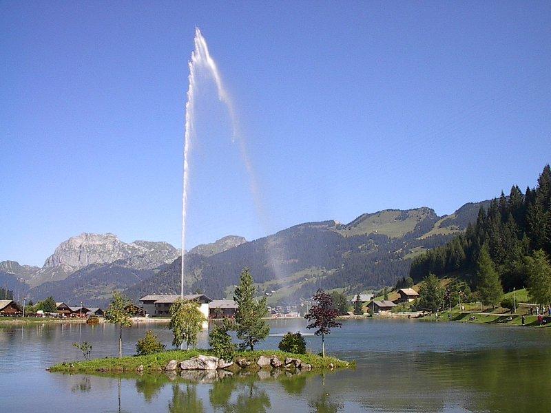 Lac De Vonnes Wikipedia