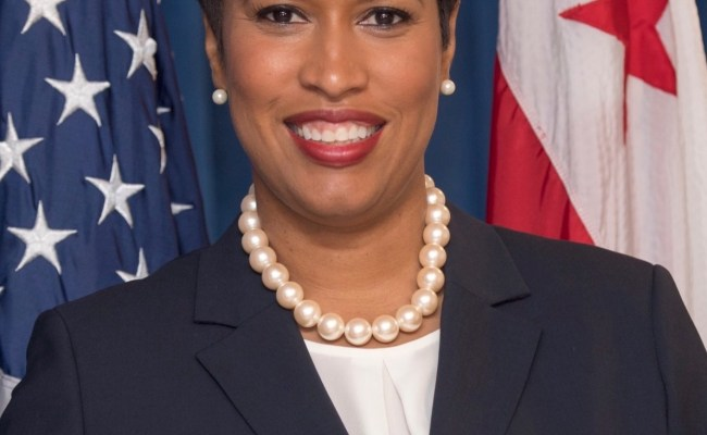 Muriel Bowser Wikipedia