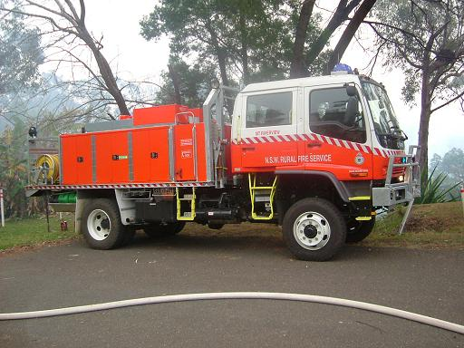 NSW RFS Cat 1