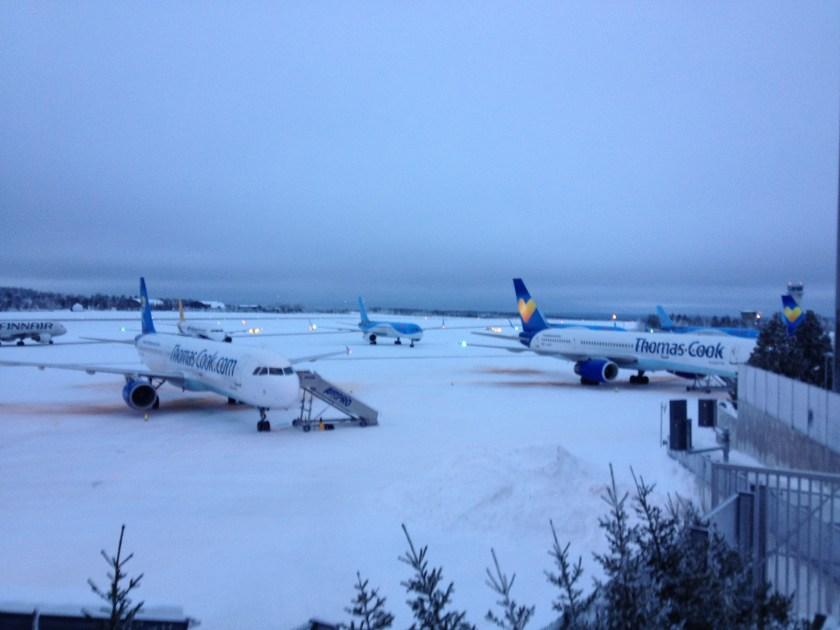 Bildresultat för rovaniemi airport