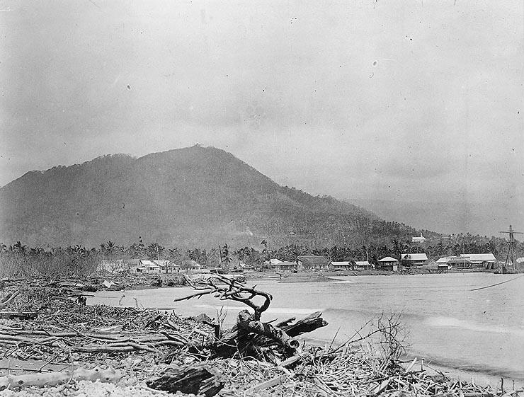1889 Apia cyclone  Wikipedia