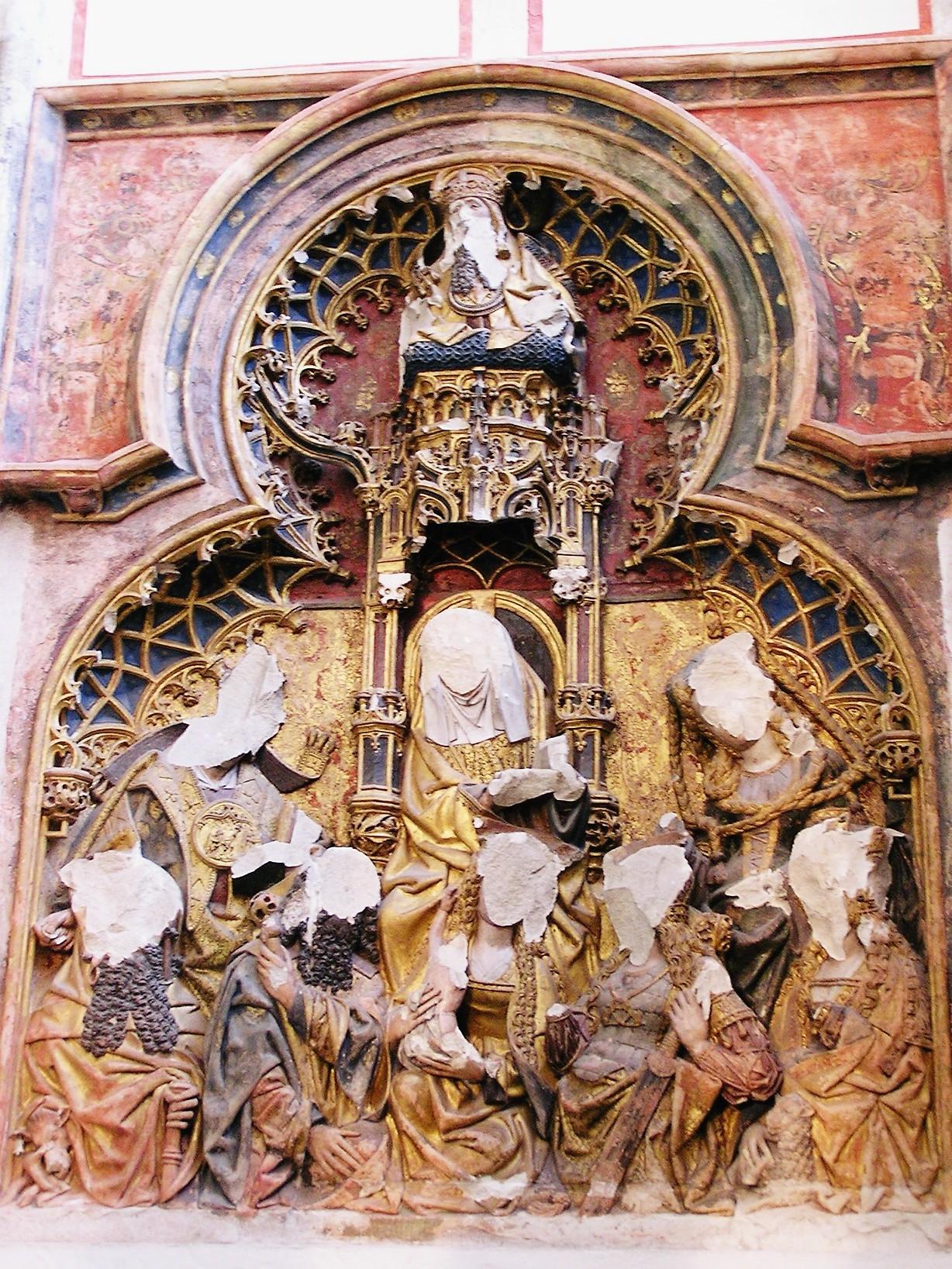 Iconoclasm în Utrecht