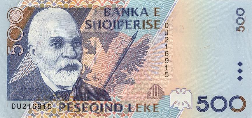 Albanese lek  Wikipedia