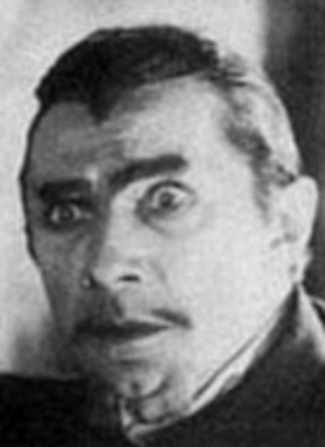 English: Actor Bela Lugosi in the 1932 film Wh...