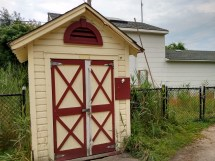 Fire Water Pump Shed