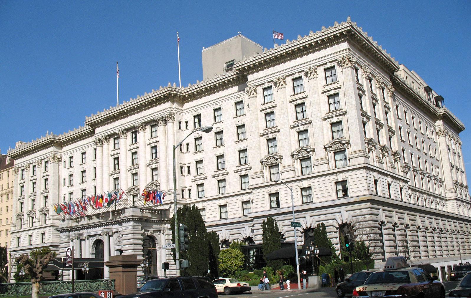 FileFairmont Hotel San FranciscoJPG  Wikipedia