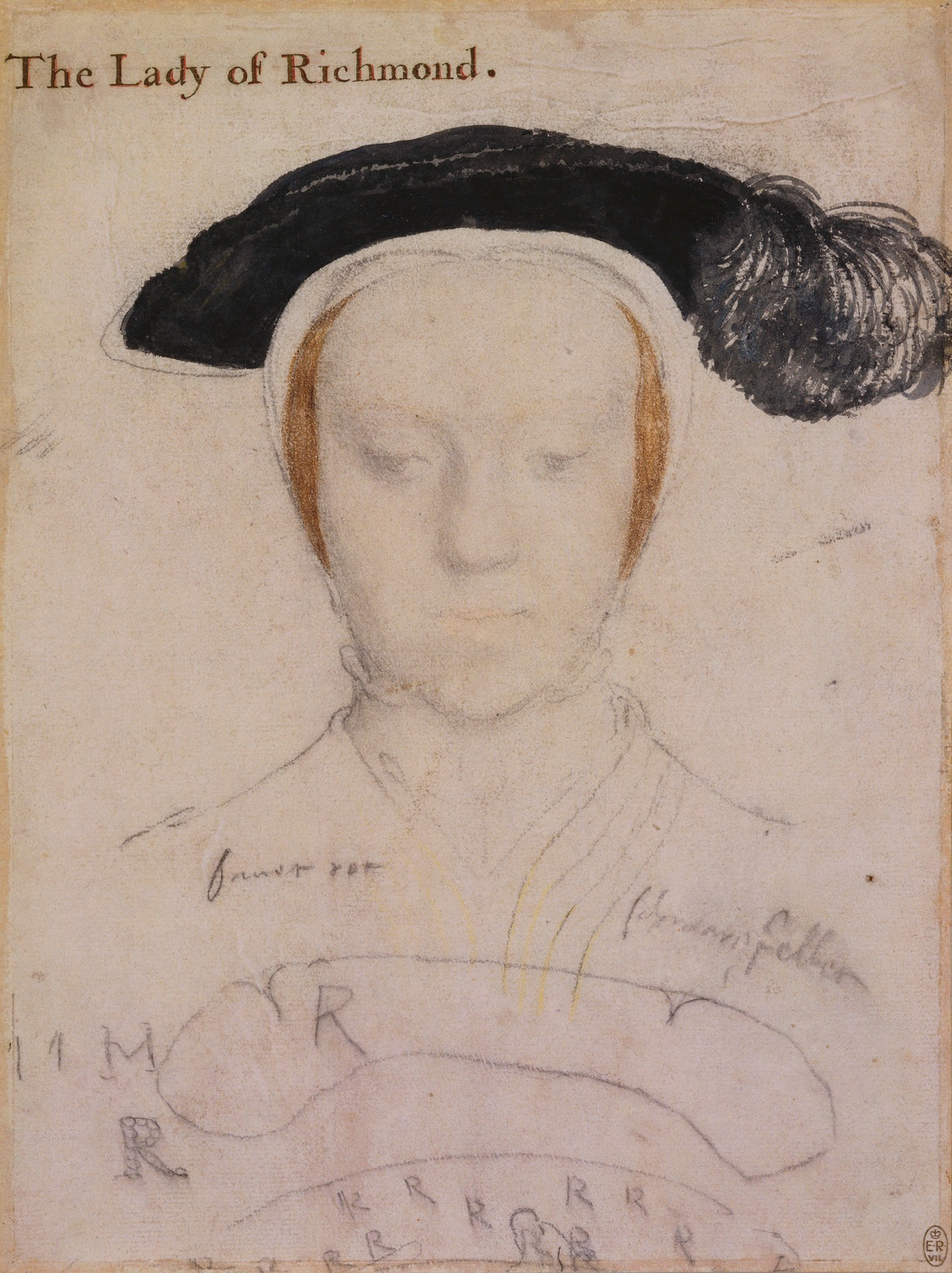 File Hans Holbein The Younger Mary Duchess Of Richmond