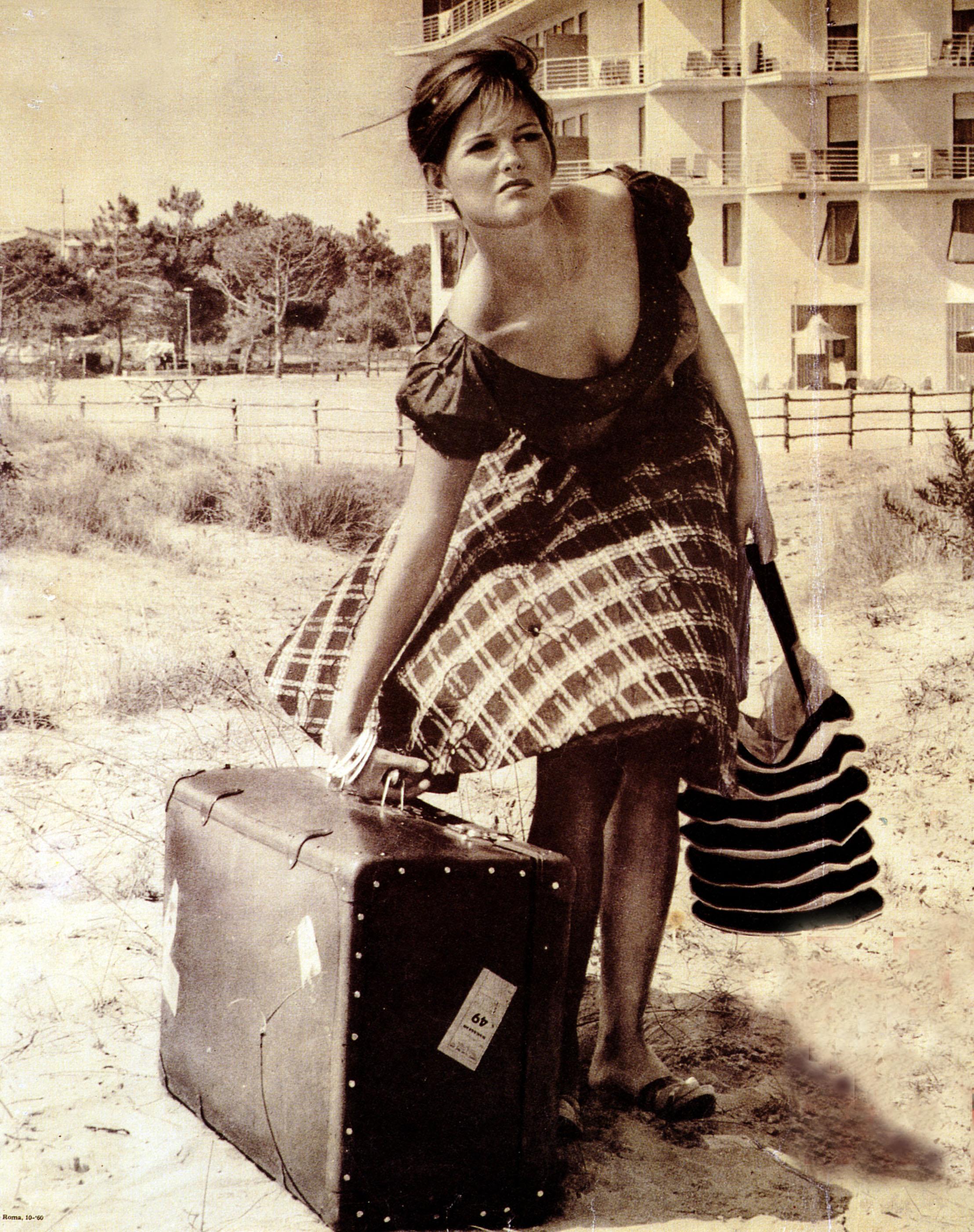 La Fille à La Valise : fille, valise, Fille, Valise, Wikipédia
