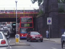 File London Buses Route 189 Cricklewood