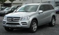Datei:Mercedes GL 450 CDI 4MATIC (X164) Facelift front ...