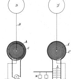 file us patent 645576 nikola tesla 1897 system of transmission of wireless power transfer circuit diagram in addition tesla free energy [ 1740 x 2347 Pixel ]