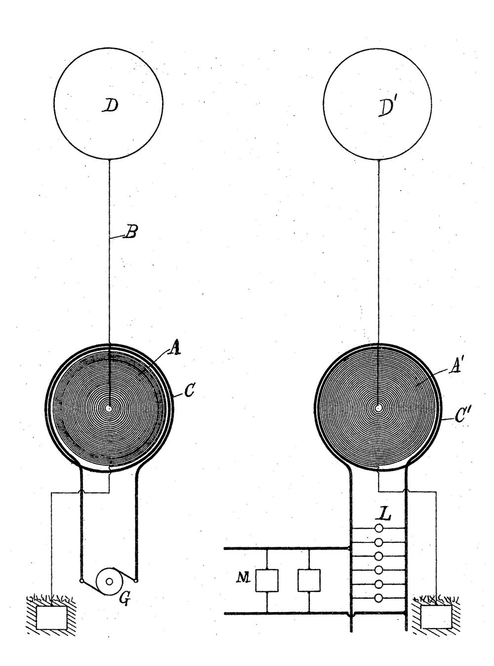 medium resolution of file us patent 645576 nikola tesla 1897 system of transmission of wireless power transfer circuit diagram in addition tesla free energy