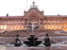 Victoria Square Birmingham England