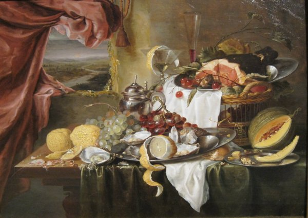 Dutch Still Life Oil Paintings