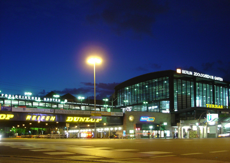 Bahnhof Berlin Zoologischer Garten – Wikipedia