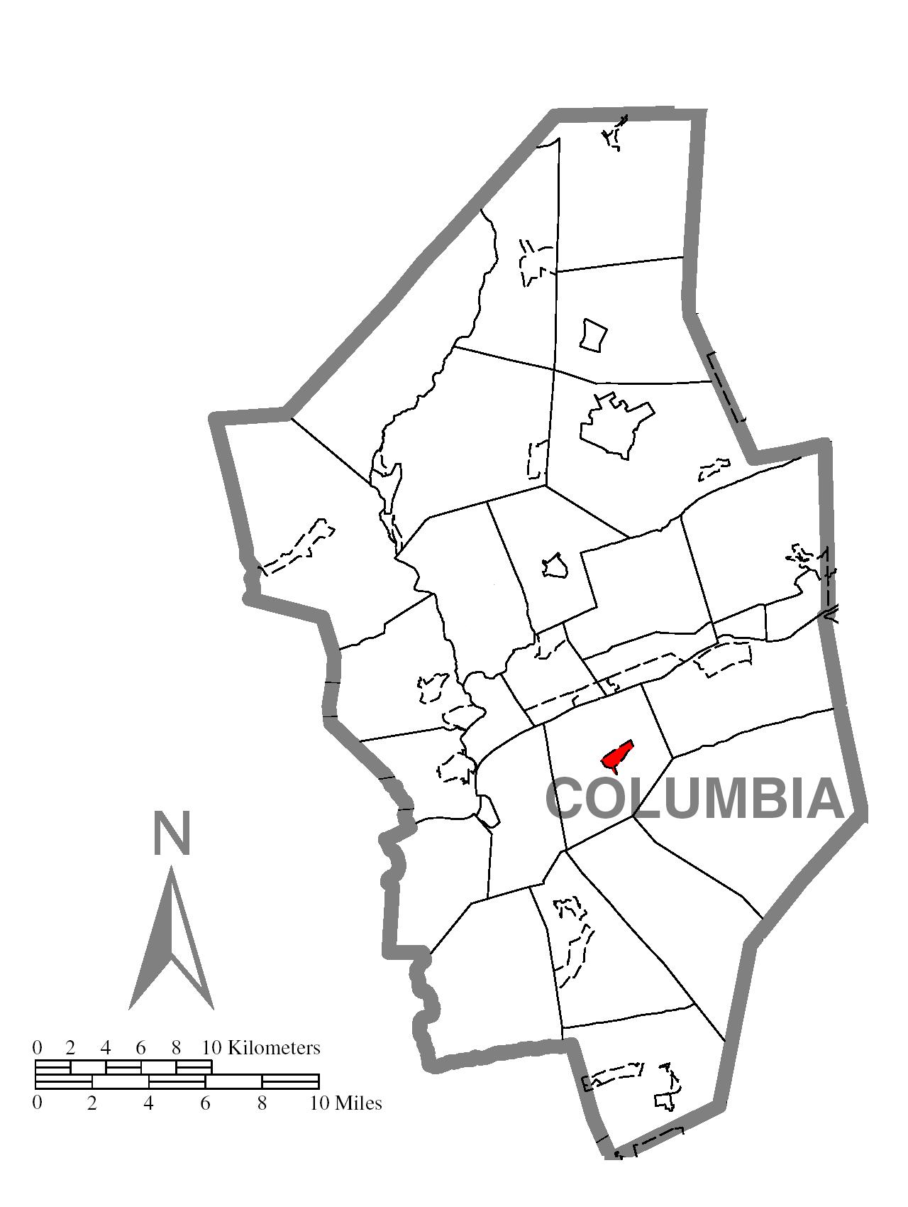 Mainville Pennsylvania