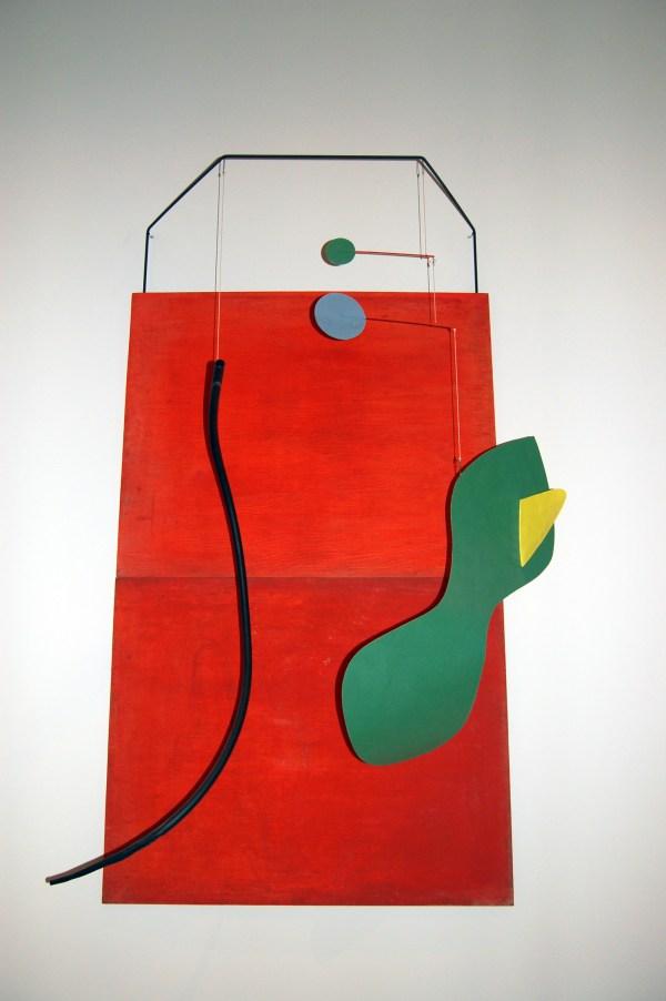 File National Of Art - Alexander Calder Red