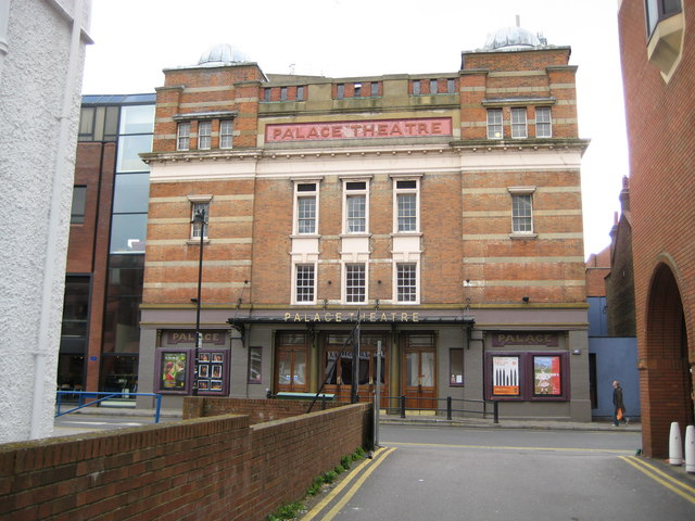 Watford Palace Theatre  Wikipedia