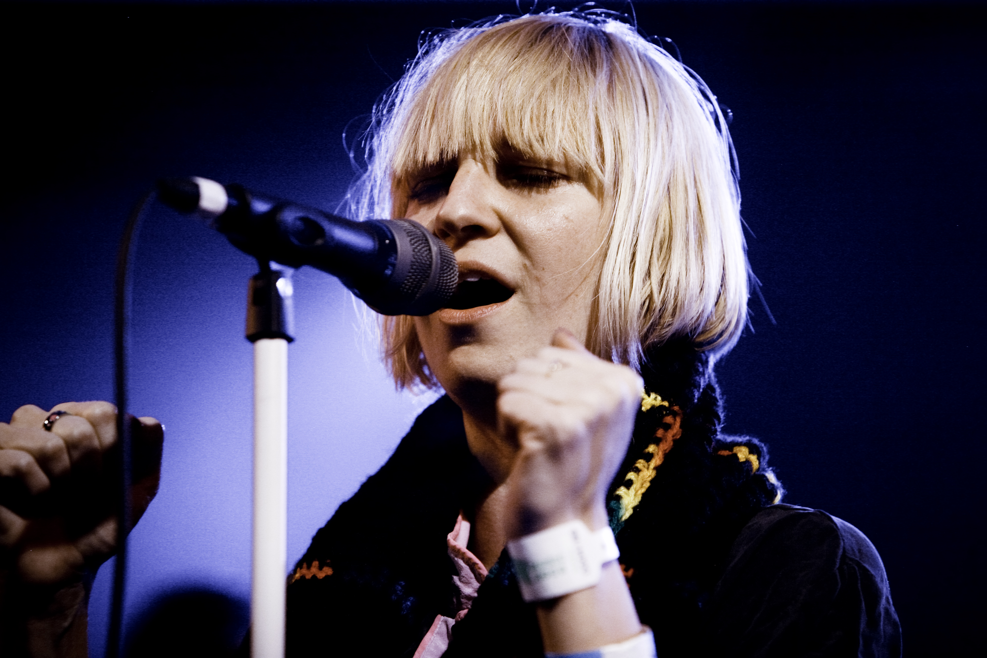 For 1000 Forms Of Fear, Sia Writes Her Own Songs Like Pop Hits