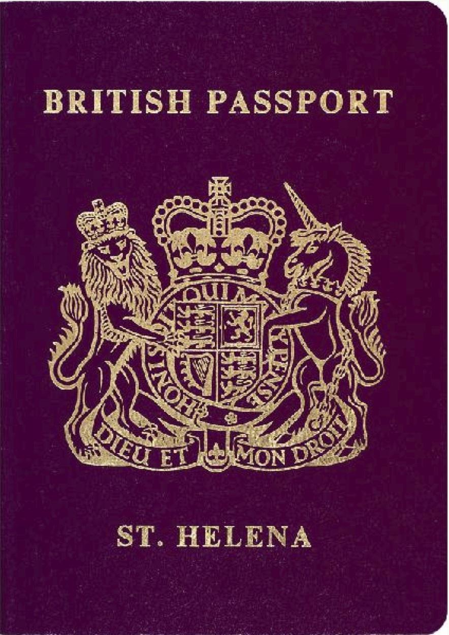 British passport Saint Helena  Wikipedia