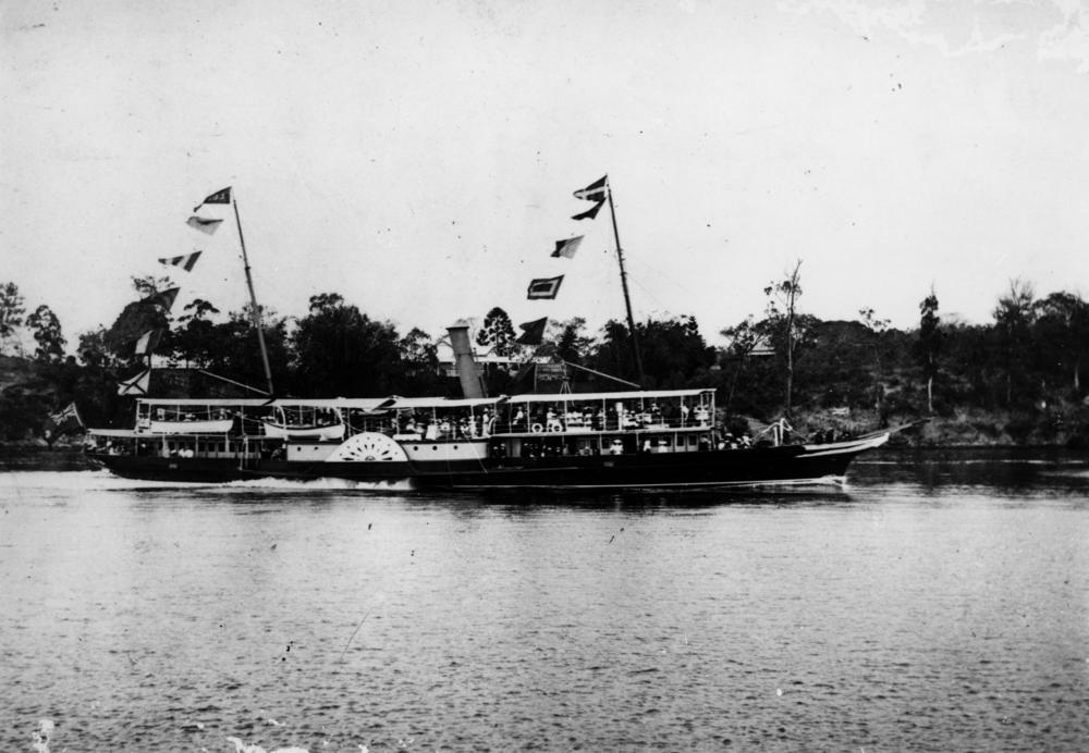 Lucinda steam yacht  Wikipedia