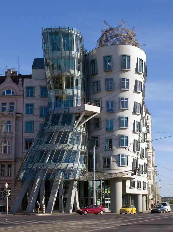 File Dancing House - Prague Czech Republic