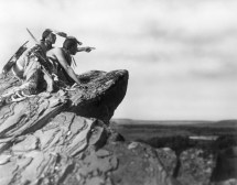 Native American Indians Photographs of Roland W. Reed
