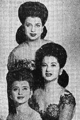 The DeCastro Sisters  Wikipedia