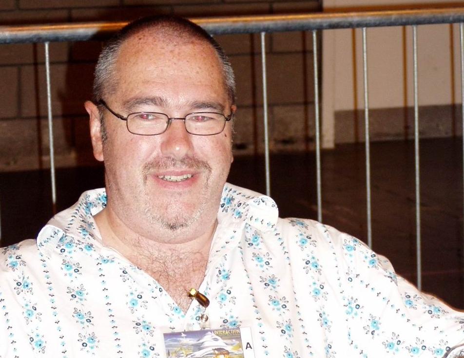 Ian McDonald (author) - Wikimedia Commons