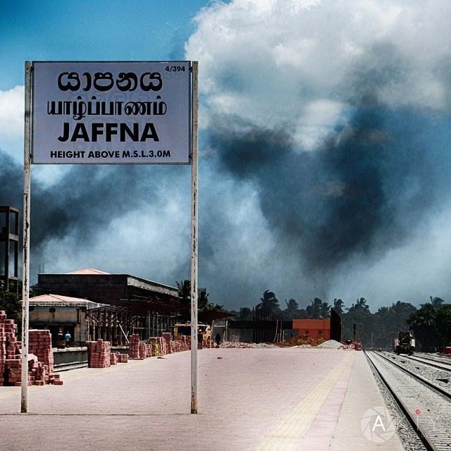 Jaffna Railway Station Wikipedia