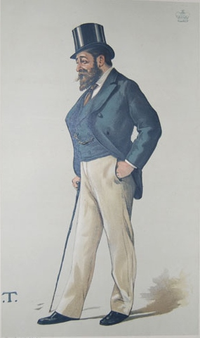 File:John Henniker-Major Vanity Fair 1 July 1882.jpg