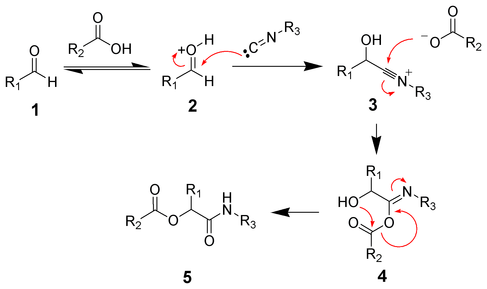 File Passerini Reaction Mechanism