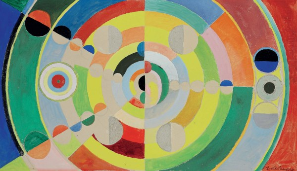 File Robert Delaunay Relief-disques - Wikimedia