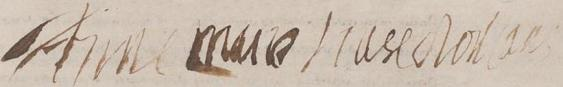 Signature of Anne Marie Louise d'Orléans in 1641.jpg