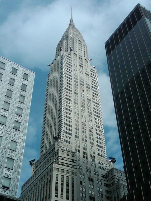 Chrysler Building Wikipedia Autos Post