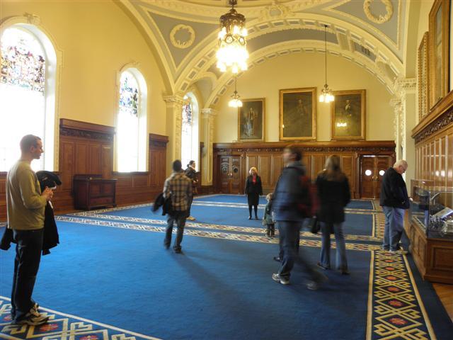 FileThe Great Hall Belfast City Hall  geographorguk