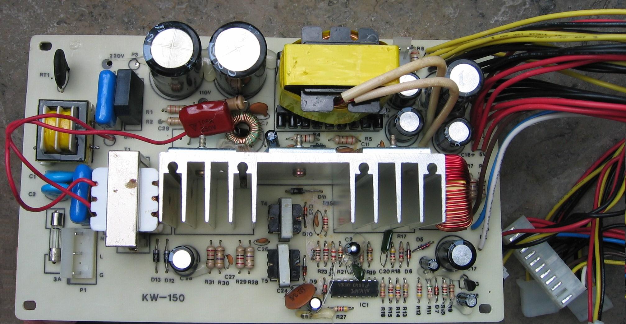 Power Supply Unit (computer)