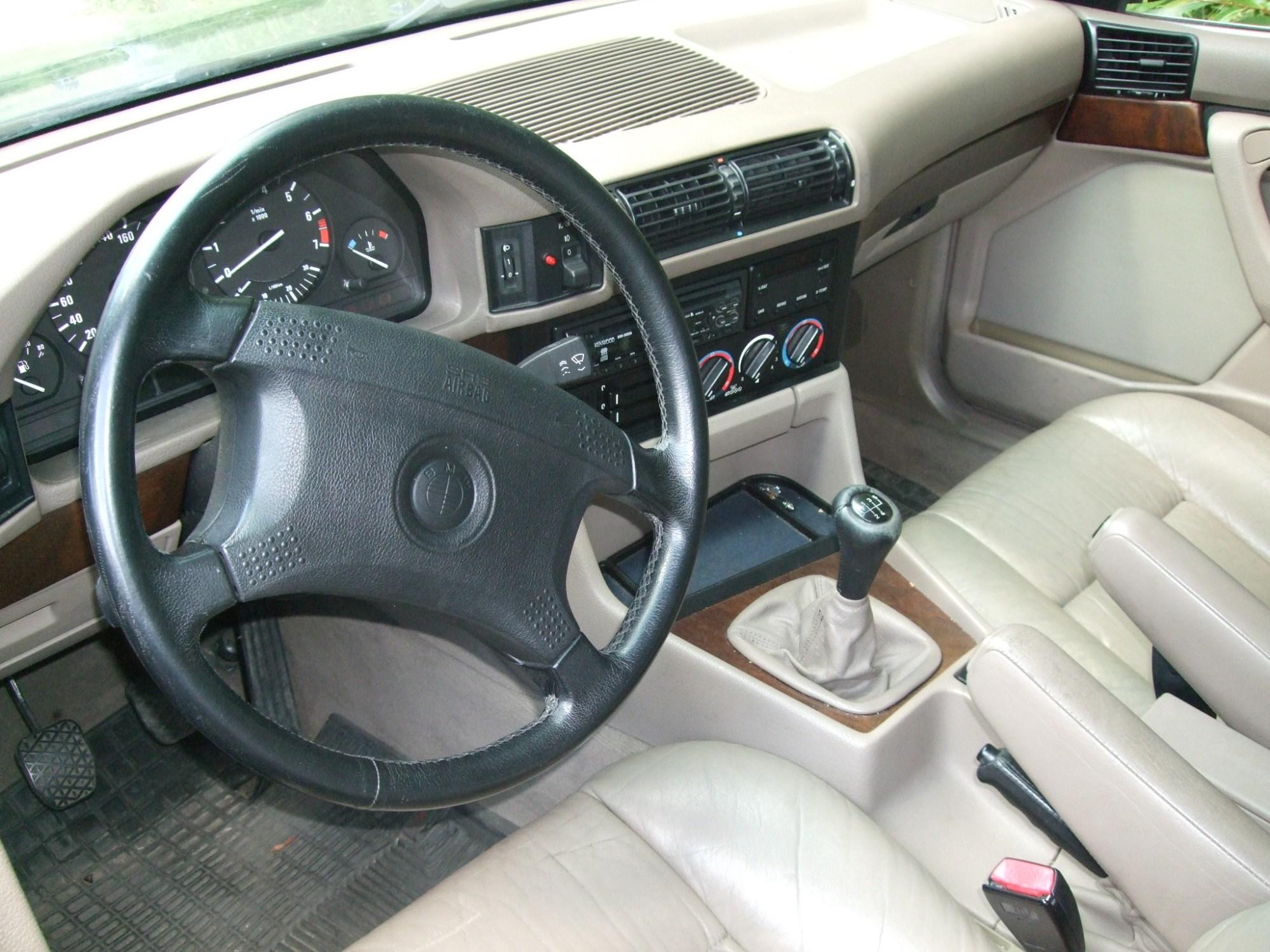 hight resolution of interior 1992 1995 530i