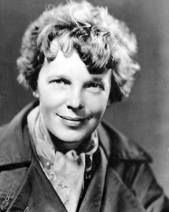 La Femme La Plus Vieille Du Monde 157 Ans : femme, vieille, monde, Amelia, Earhart, Wikipédia