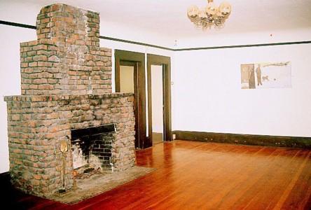 Living Room Fireplace Alternatives
