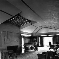 Living Room Chair Hammock Frame Diy File:interior View Of The Hollyhock House, Los Angeles, 1921 (shulman-1997-js-222-isla).jpg ...