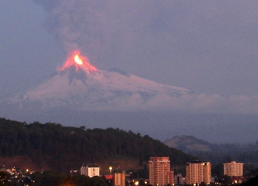 Volcanoes of South America  Simple English Wikipedia the