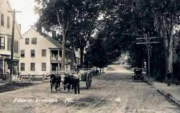 Limerick Maine  Wikipedia