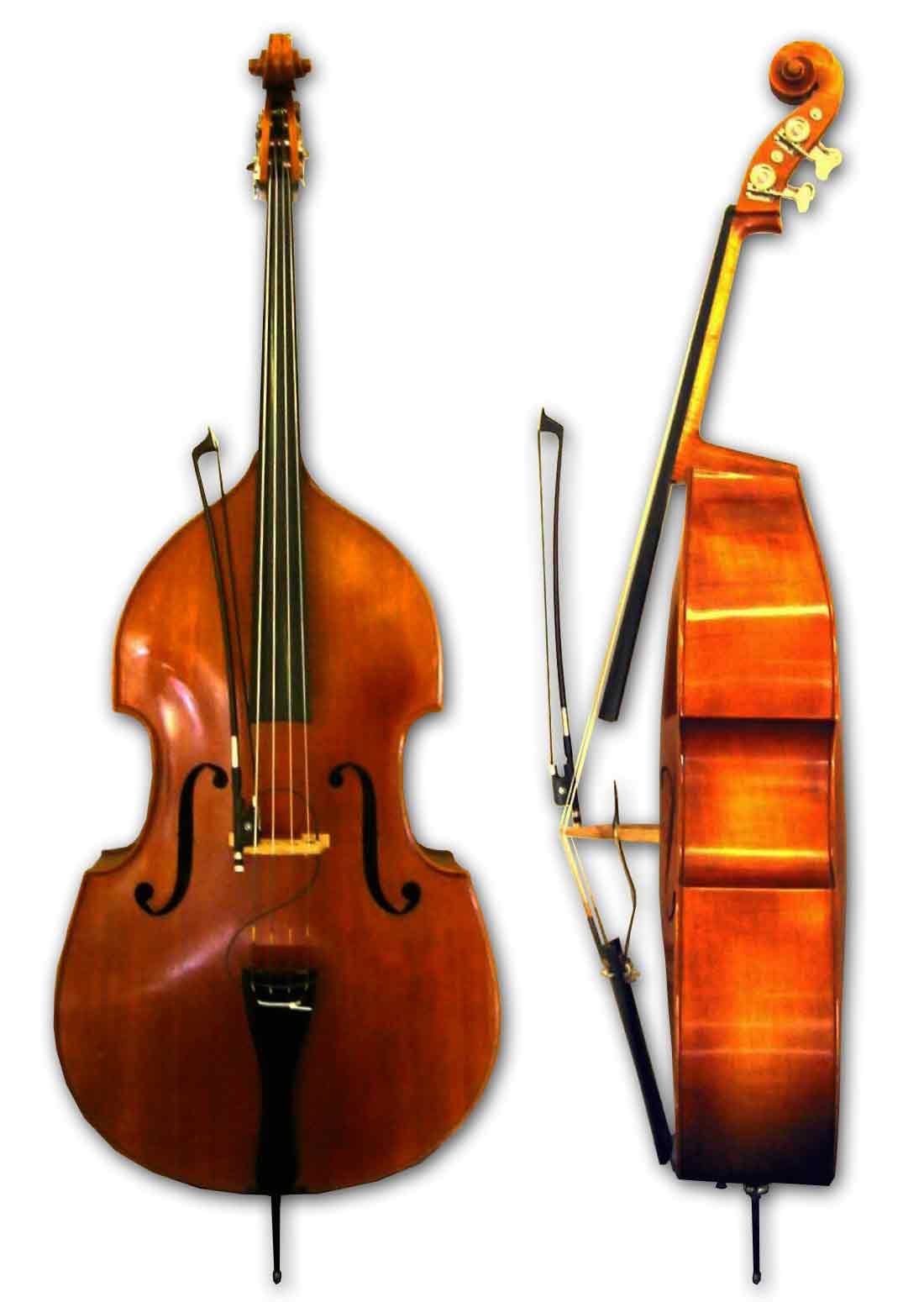 Double Bass Strings Notes : double, strings, notes, Double, Wikipedia