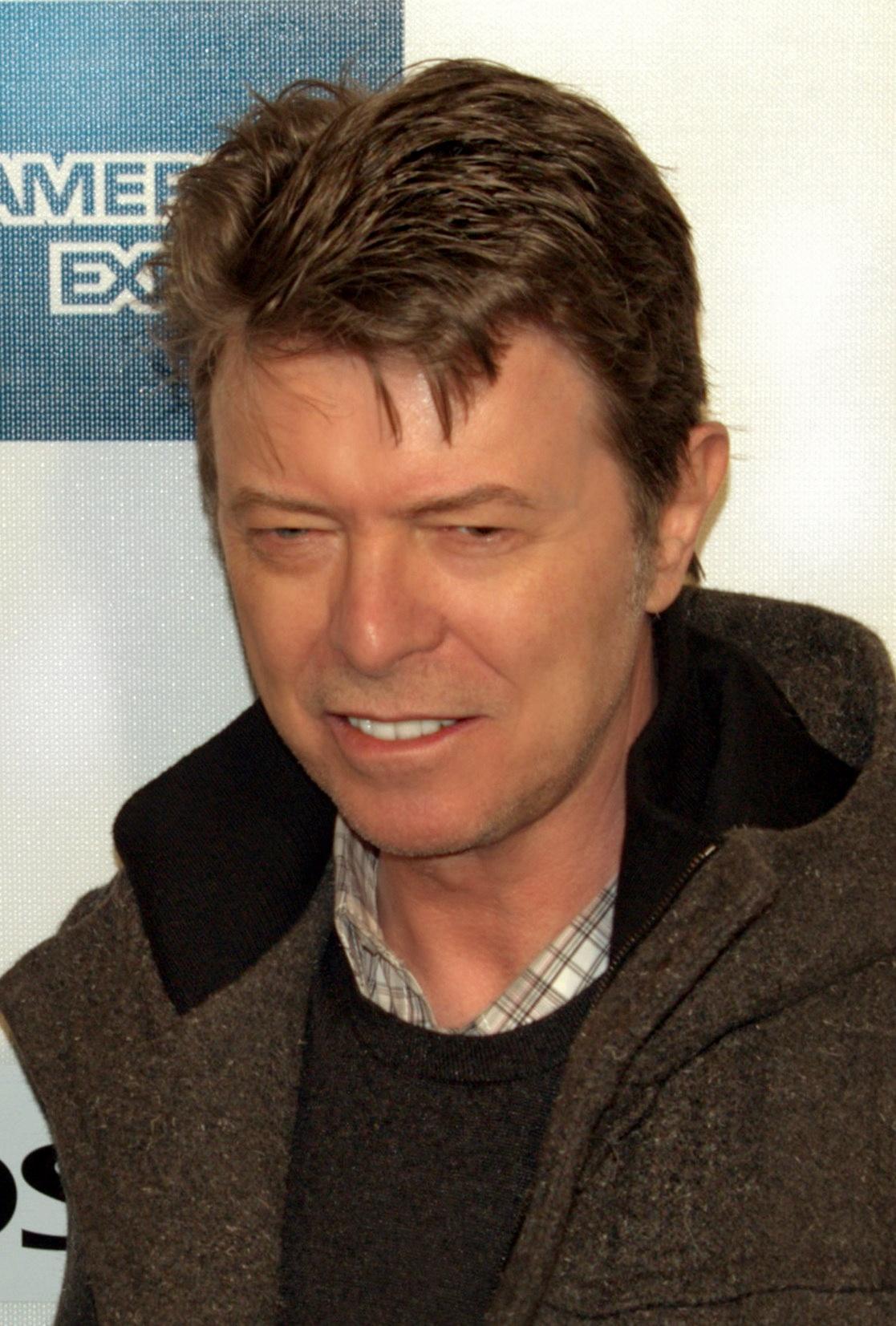 david bowie filmography wikipedia