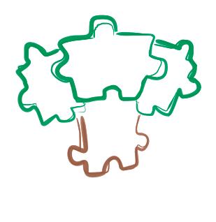 Логотип конкурсу «Вікі любить Землю»